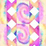 Caixa Bala Tie Dye