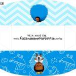 Caixa Mini Cachorro Quente Poderoso Chefinho Afro