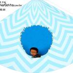 Chapeu de Festa Personalizado Poderoso Chefinho Afro