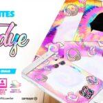 Convite Festa Tie Dye
