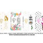 Envelope Mini Lixa Dia da Mulher 4