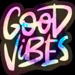 Good Vibes Tie Dye
