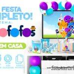 Kit Festa Bolofofos para Imprimir