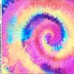 Molde Caixa Acrilica Tie Dye