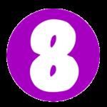 Numeros Bolofofos 8