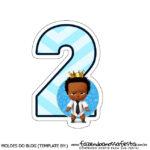 Numeros Poderoso Chefinho Afro 2