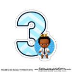 Numeros Poderoso Chefinho Afro 3