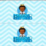 Saia de Bolo Podeoroso Chefinho Afro 3