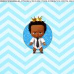 Saia de Bolo Podeoroso Chefinho Afro 5