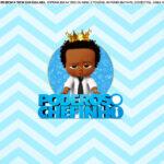 Saia de Bolo Podeoroso Chefinho Afro 6