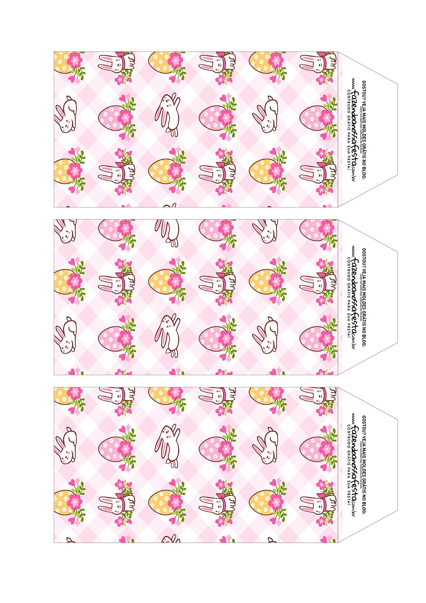 Caixa Explosao Coelha Rosa parte 7