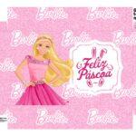 Caixa Explosao Mini Confeiteiro Barbie parte 1