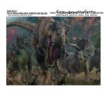 Caixa Explosao Mini Confeiteiro Dinossauro parte 4