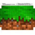 Caixa Explosao Mini Confeiteiro Minecraft parte 7