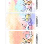 Caixa Explosao Pascoa colorida parte 6