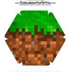 Caixa Explosiva Pascoa Minecraft 8