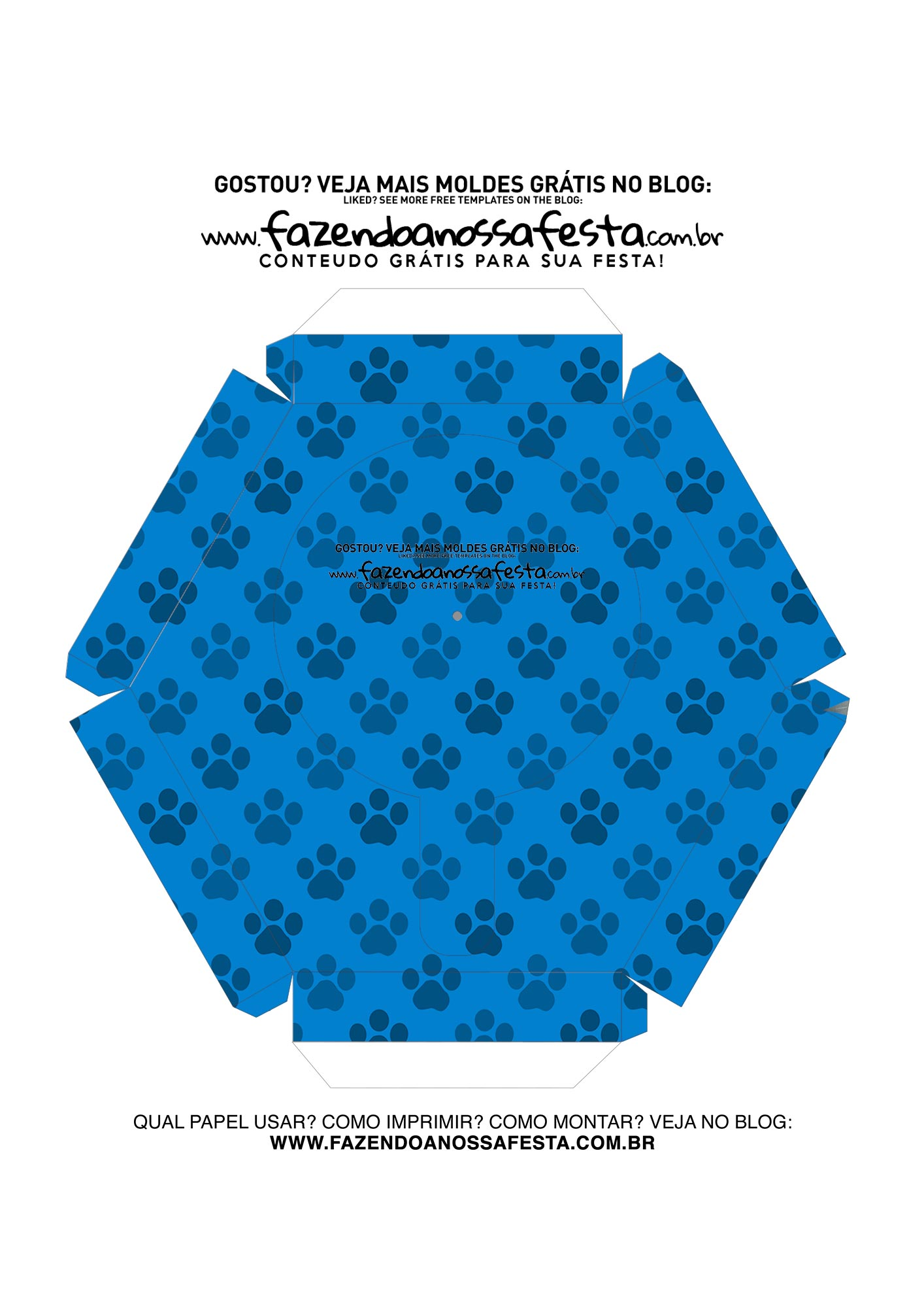 Caixa Explosiva Pascoa Patrulha Canina 9
