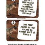 Kit Caca ao Ovos Dinossauro pista 1