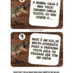Kit Caca ao Ovos Dinossauro pista 2