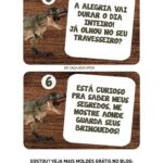 Kit Caca ao Ovos Dinossauro pista 3