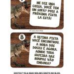 Kit Caca ao Ovos Dinossauro pista 4