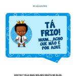 Kit Caca aos Ovos Poderoso Chefinho Afro pistas 2