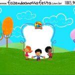 Rotulo Squeezer Kit Festa 3 Palavrinhas