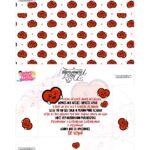 Caixa Brigadeiro Dia dos Namorados Gostei de voce