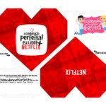 Caixa Coracao Dia dos Namorados Netflix