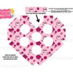 Caixa Coracao Rosa 3