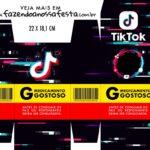 Caixinha de Remedio Personalizada Tik Tok