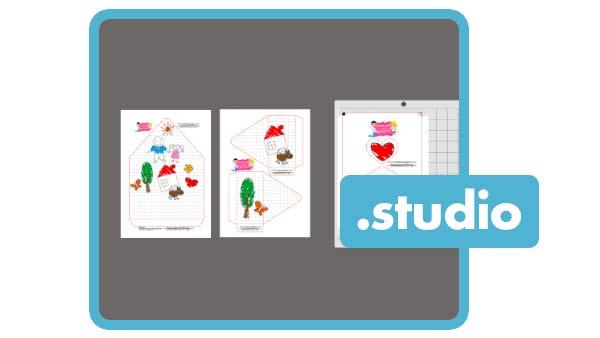 Arquivo de corte Silhouette Studio