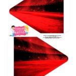 Caixa Envelope Dia dos Pais Flamengo 1