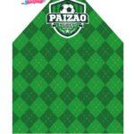 Caixa Envelope Futebol 2