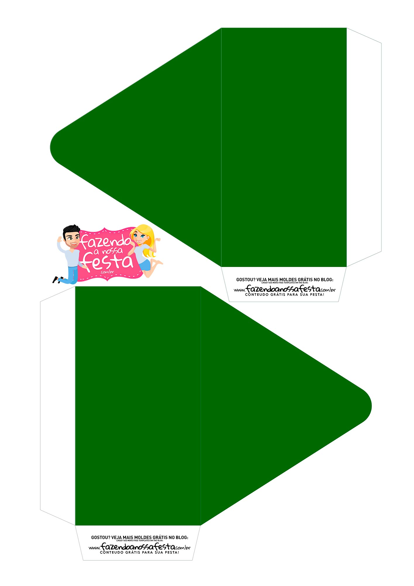 Caixa Envelope Heineken 1