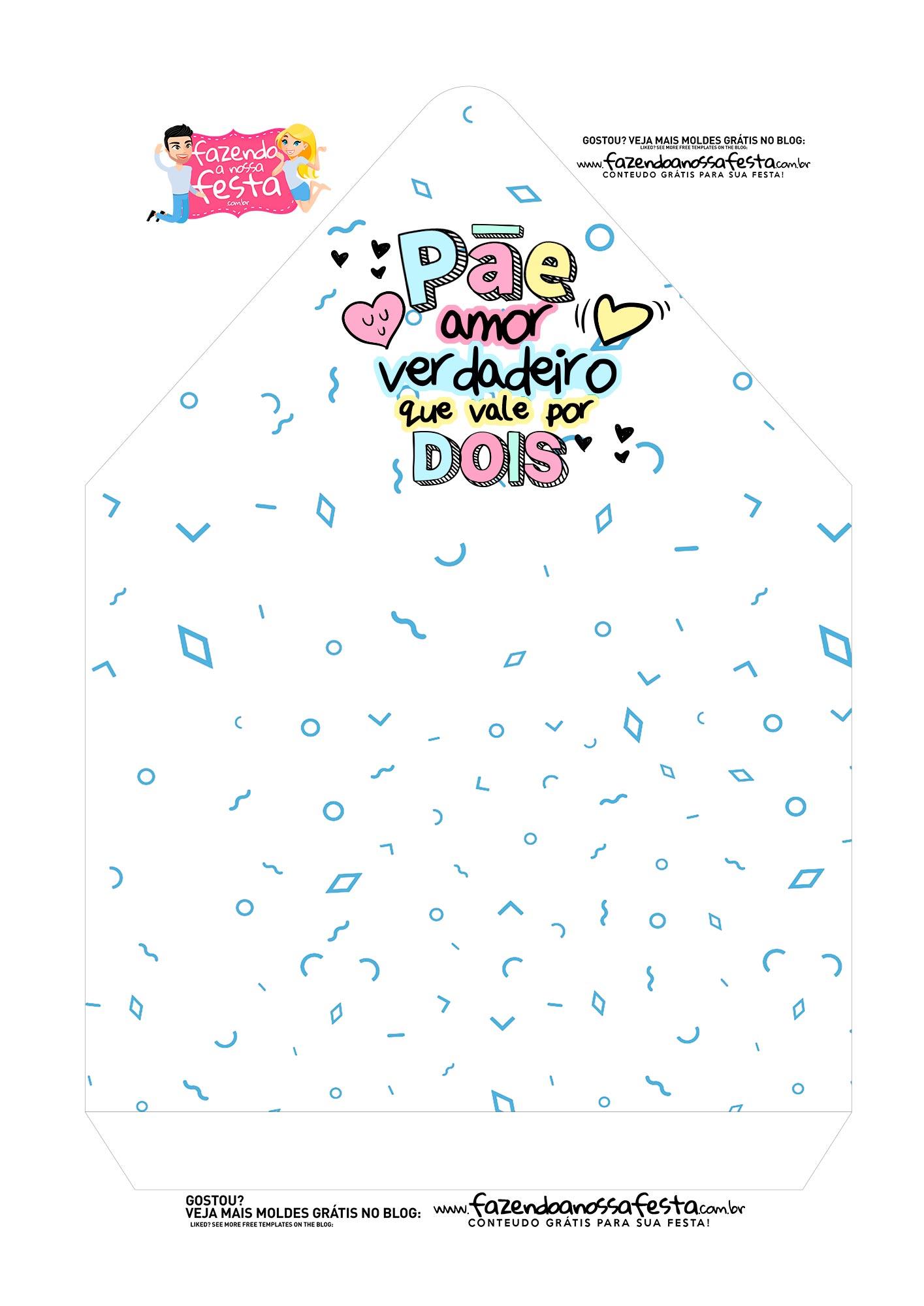 Caixa Envelope Pae 2