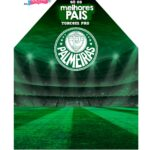 Caixa Envelope Pai Palmeiras 2