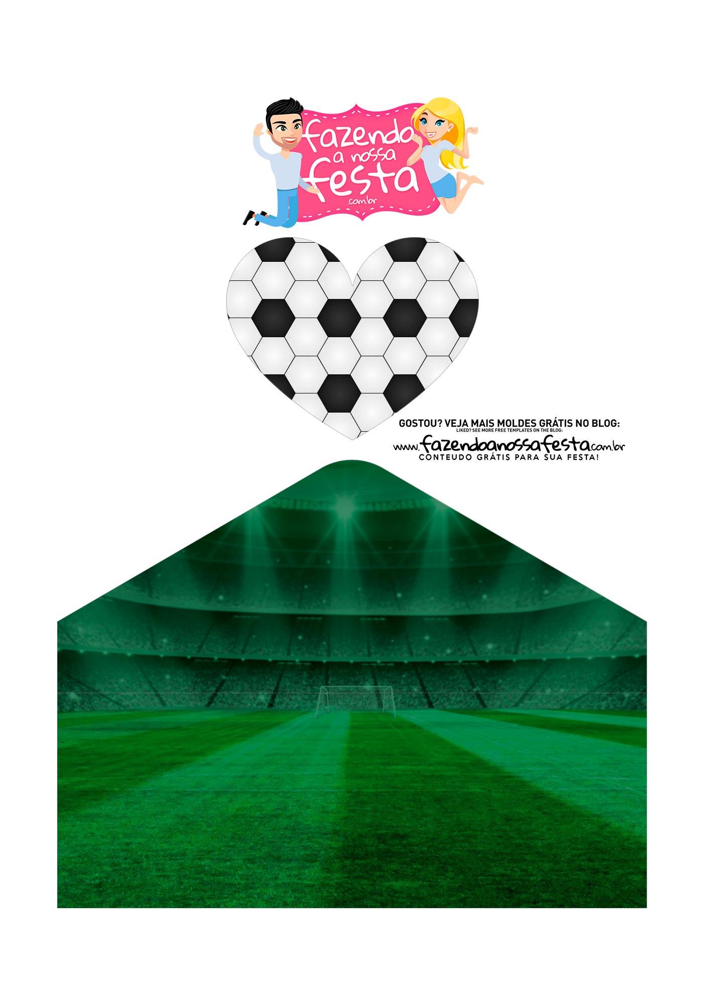 Caixa Envelope Pai Palmeiras 3