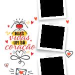 Quadro Dia dos Namorados personalizado 2