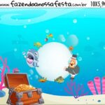 Rotulo Squeezer Bita no Fundo do Mar