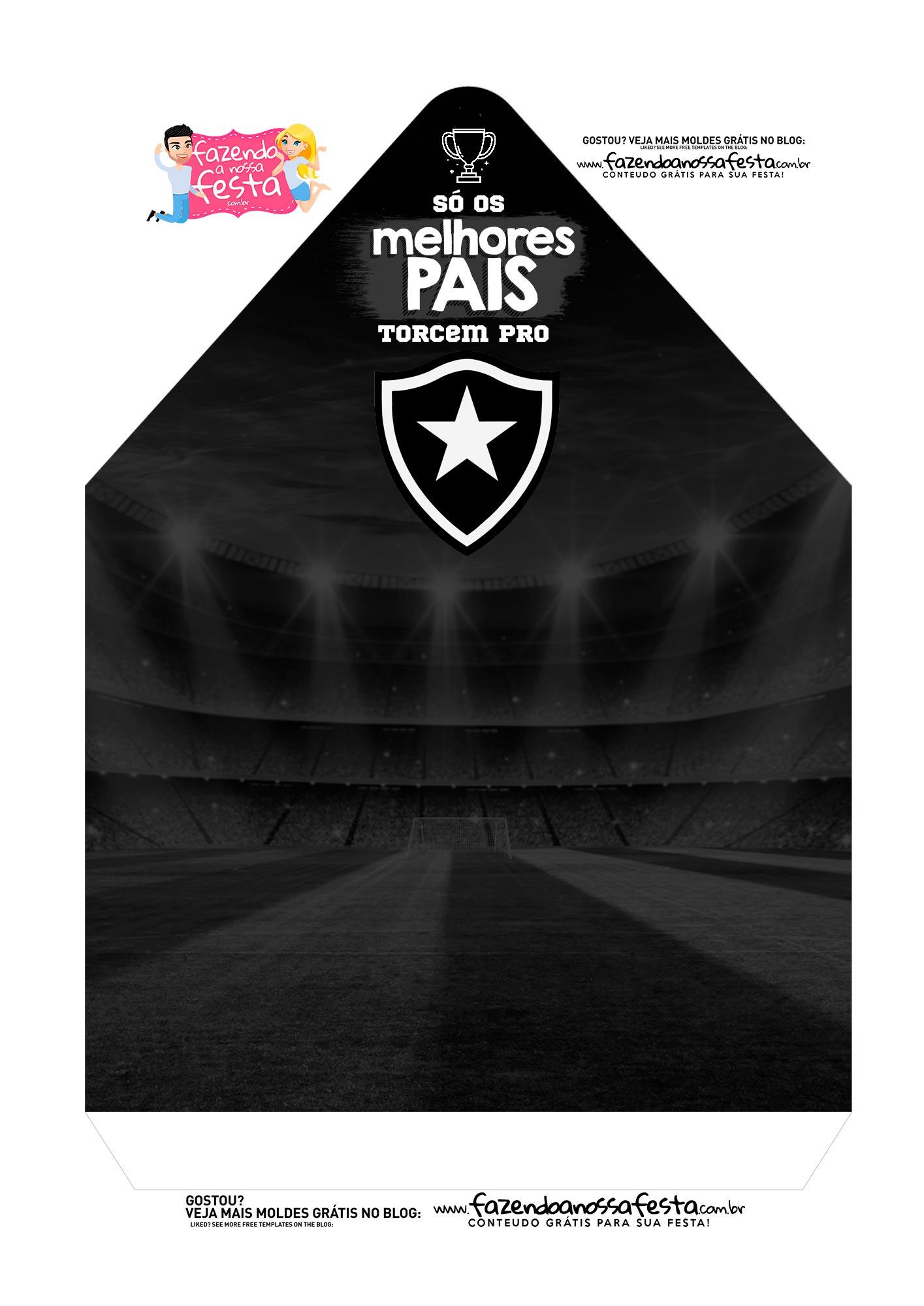 Caixa Envelope Botafogo 2