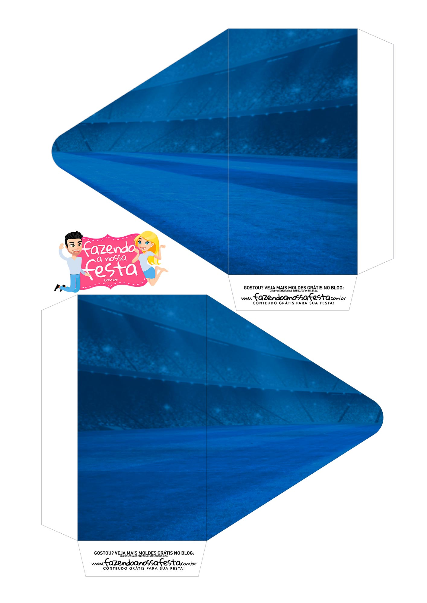 Caixa Envelope Cruzeiro 1