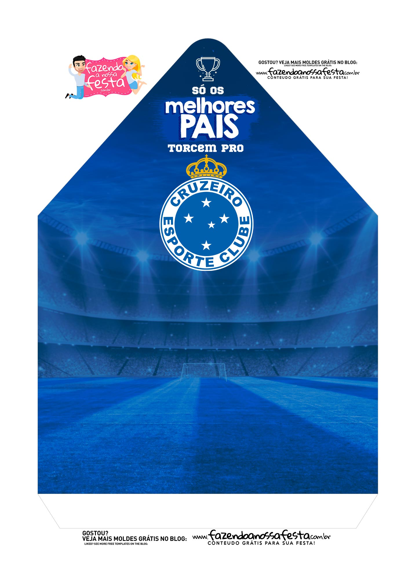 Caixa Envelope Cruzeiro 2