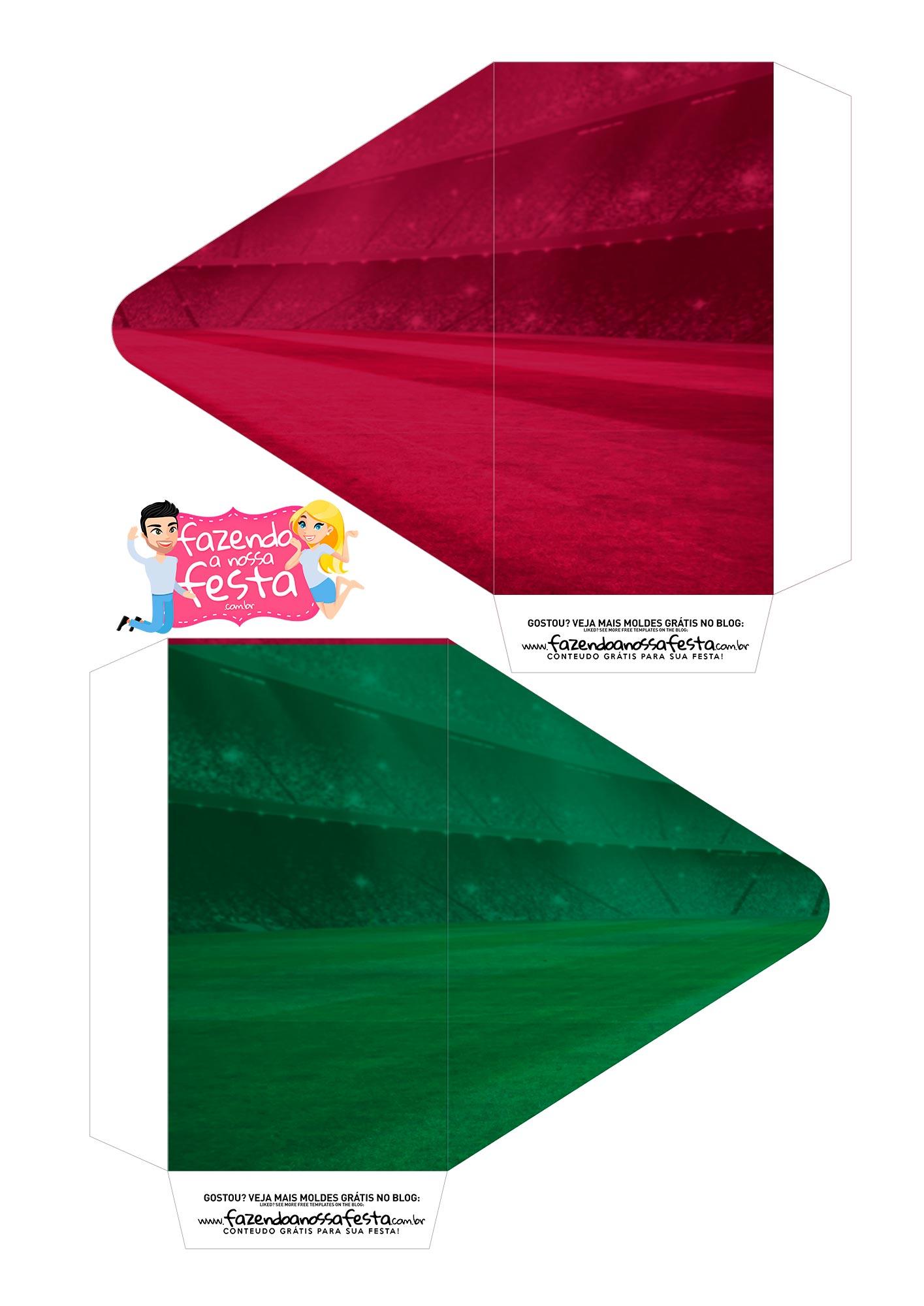 Caixa Envelope Fluminense 1
