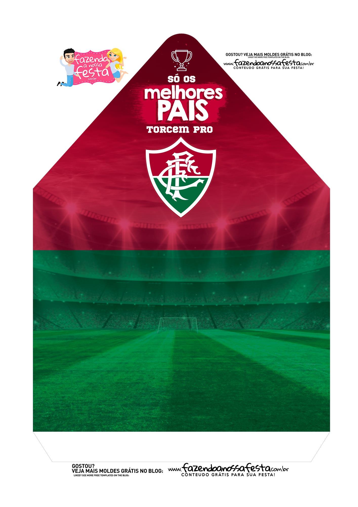 Caixa Envelope Fluminense 2