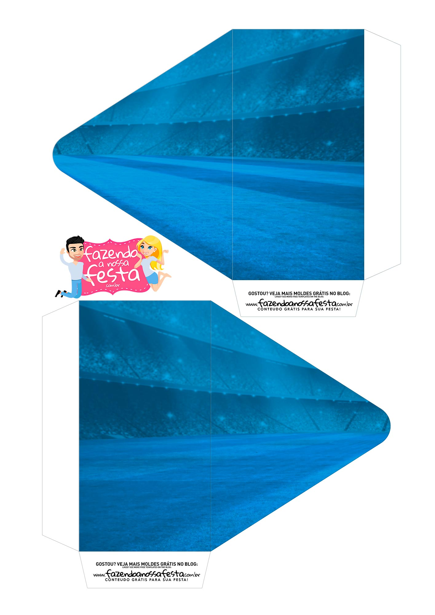 Caixa Envelope paysandu 1