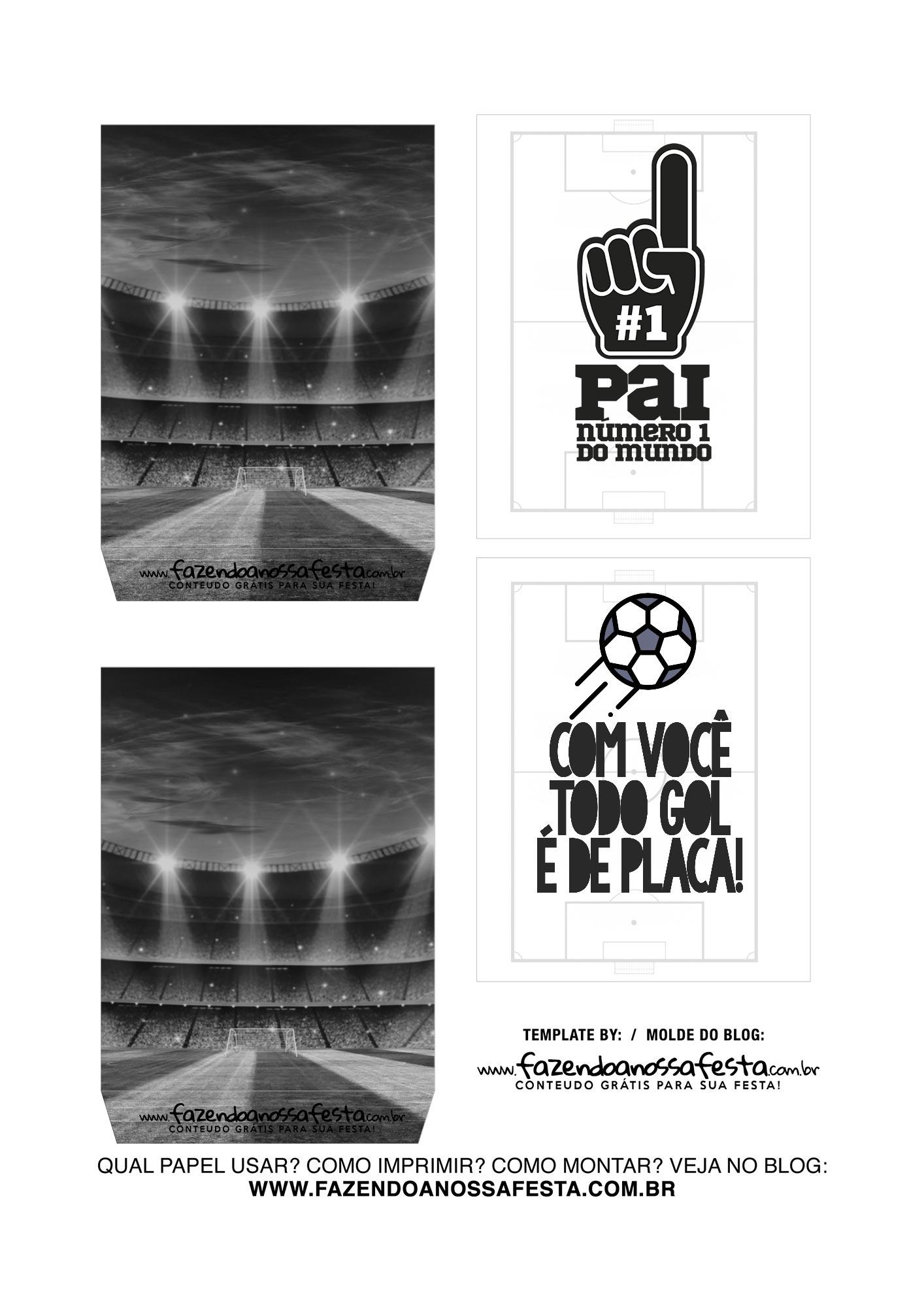 Caixa Explosao Dia dos Pais Times Sao Paulo Parte 3