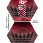 Caixa Explosao Times de Futebol Atletico Paranaense Parte 1