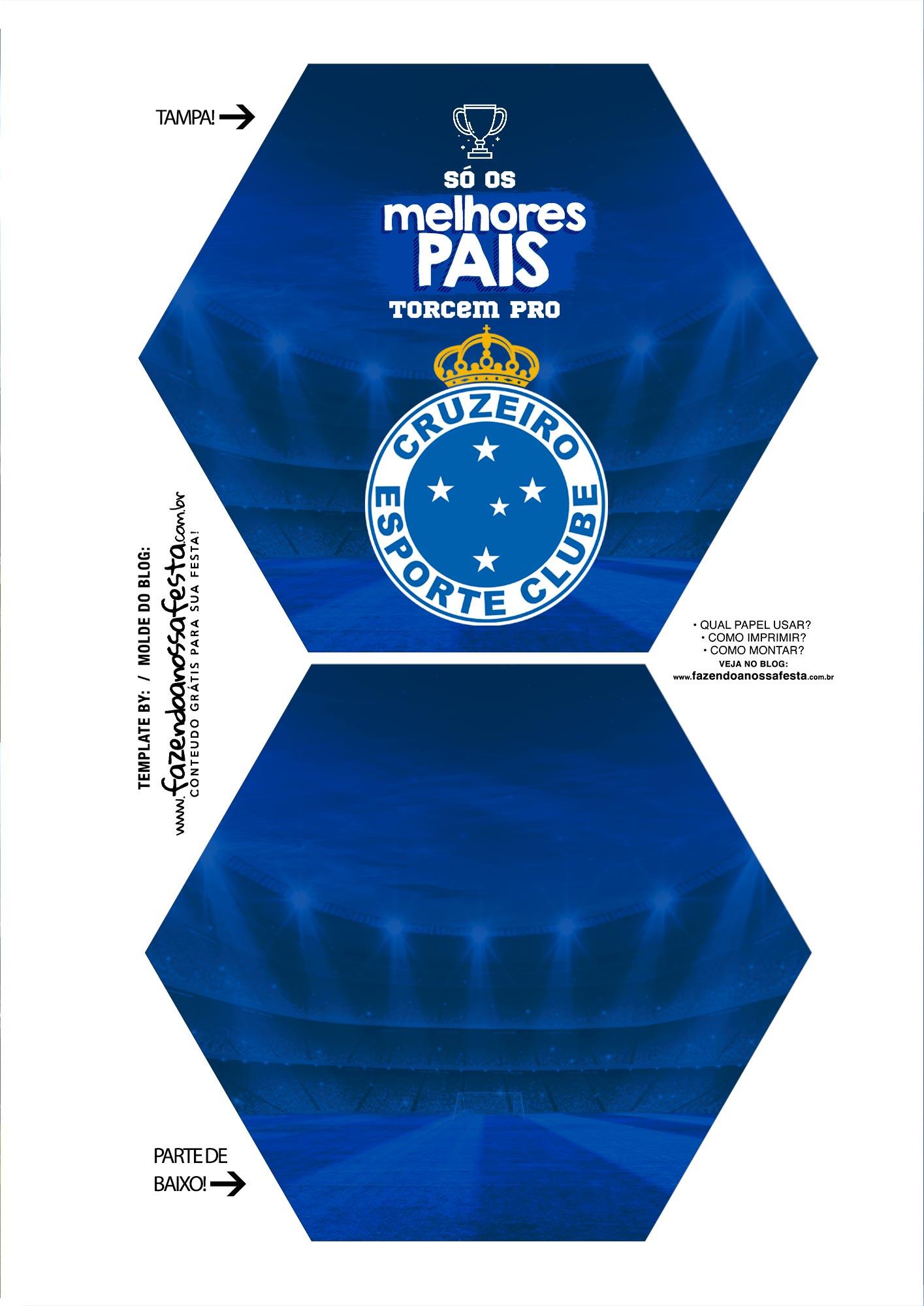 Caixa Explosiva Parte 1 Cruzeiro
