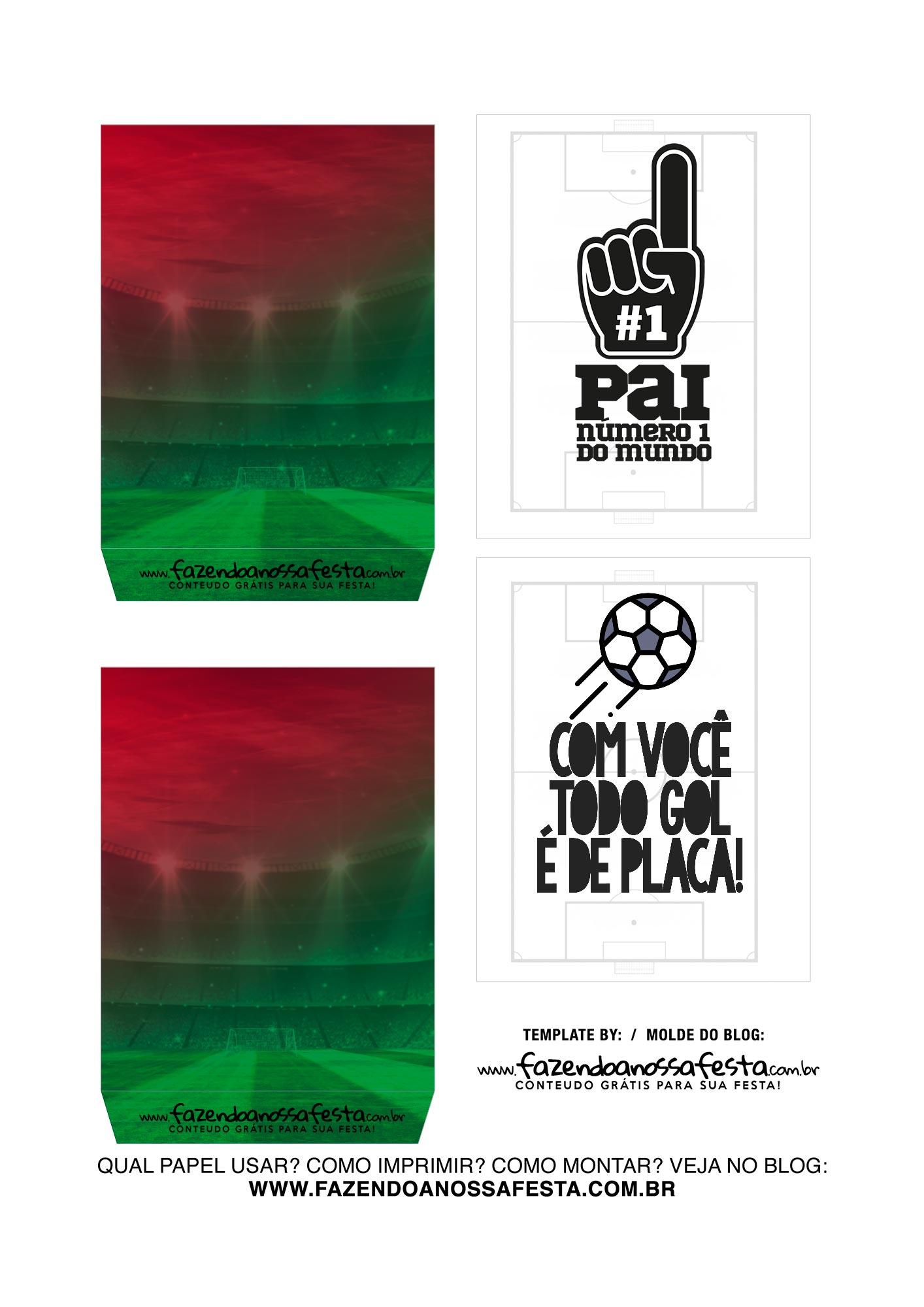 Caixa Explosiva Parte 3 Fluminense